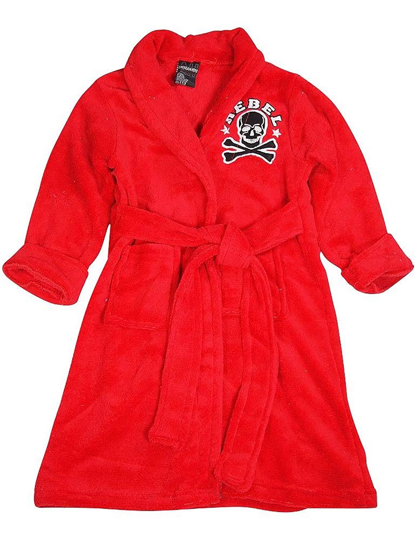 American Hero - Little Boys' Soft Plush Cozy Robe