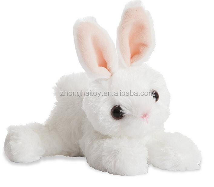 Mini Flopsie Bunny Plush Toy White Plush Rabbit Stuffed Toy Plush