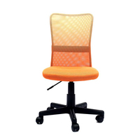 High back full mesh office chair without armrest