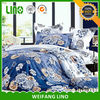 4pcs cotton luxury european bedding set