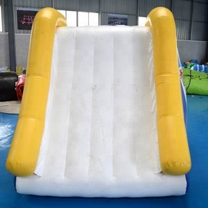 Commercial Inflatable Floating Water Slide For Kids