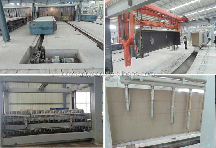 Aac foam concrete blocks cutting machine aac block machine for Foam concrete blocks