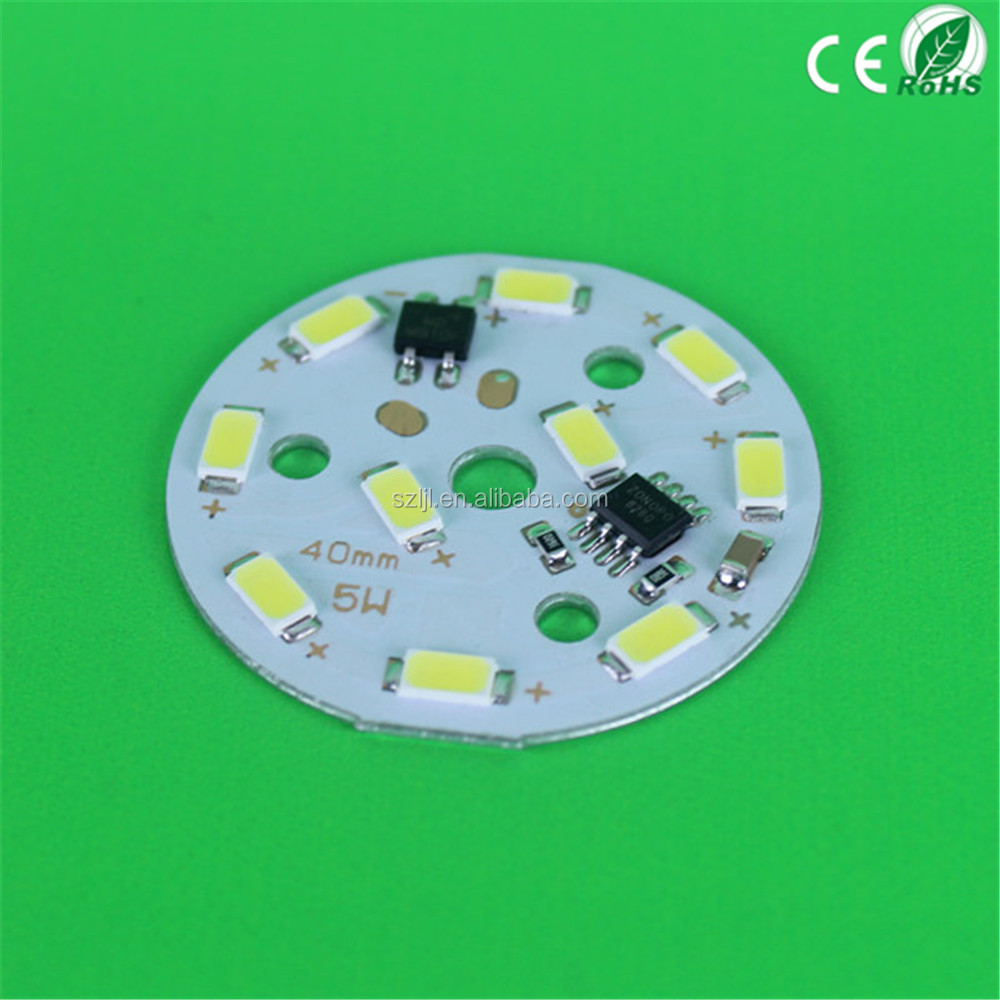 China Manufacturer Hot Sale 220 Volt / 220v Led Smd Pcb Board 3 5 ...