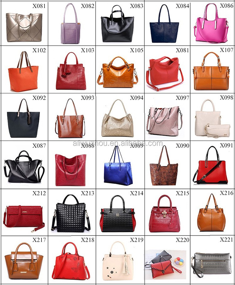4eaddd57ecd9 latest design trendy ladies handbags girl handbags light surface lady hand  bags mk handbags factory china