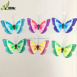 flying paper butterfly