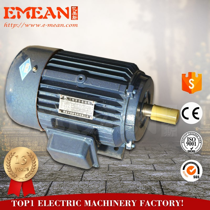 Compeive Price 15hp Remote Control Electric Motor Small Battery Ed
