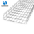 ningbo lepin customize size SS316 galvanizing wire mesh cable tray/stainless steel wire mesh tray accessories for raised floor