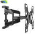 Full Motion Swivel Tilt TV Wall Mount for 32 to 70 inch up to 100 lbs max VESA 400*400