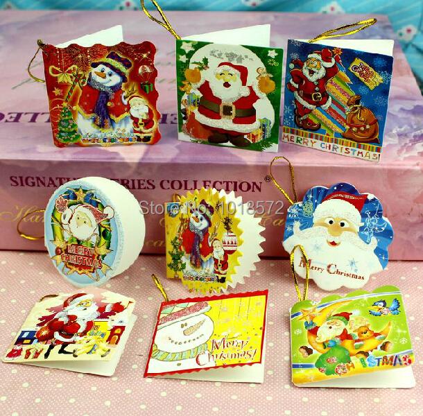 Aliexpress.com : Buy 2015 Wholesale Mini Christmas Card