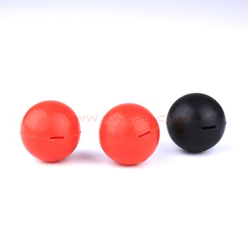 Good price rubber factory small black NBR hard solid silicone rubber ball with hole