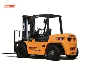 Manual stacker tracked forklift electric pallet truck