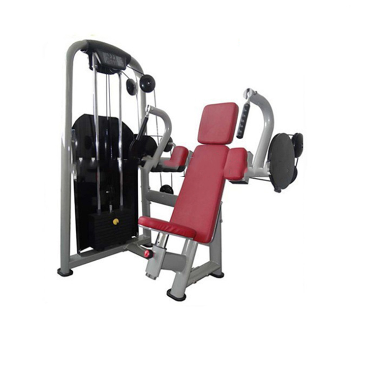 Hot Sale Gym Triceps Press Machine, Gym Equipment, Triceps Machine for Commercial