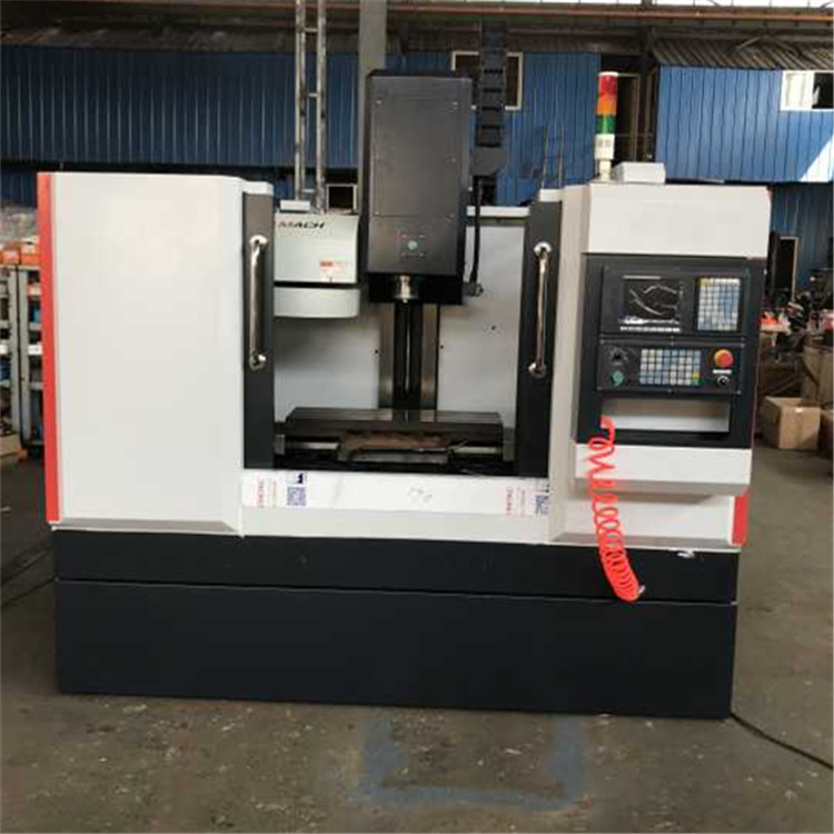VMC650 China new used 3 axis turning cnc vertical machine center