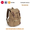 hot sell outdoor camping vintage backpack