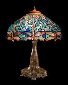 22 Blue Dragonfly Tiffany Lamp Shade Buy Tiffany Lamp