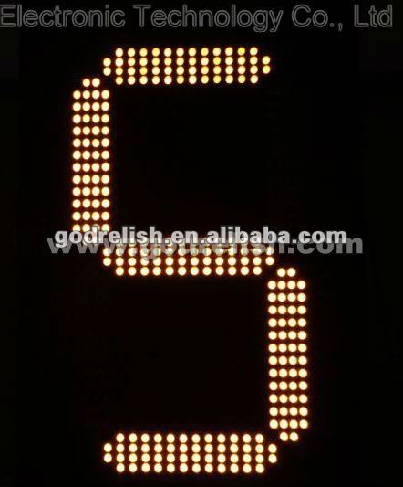 "0.4"" single digit 7 segment led display"
