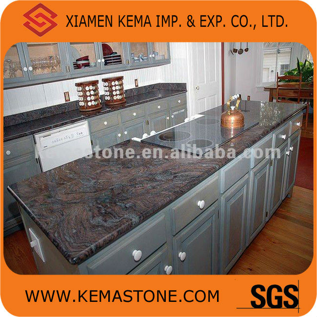 countertops prefabricated countertop madura yellow products granite gold