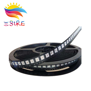 high lumen apa 102 2020 5050 rgb ic smd led 4pin