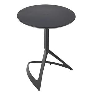 Fashion metal base with top of plastic folding table