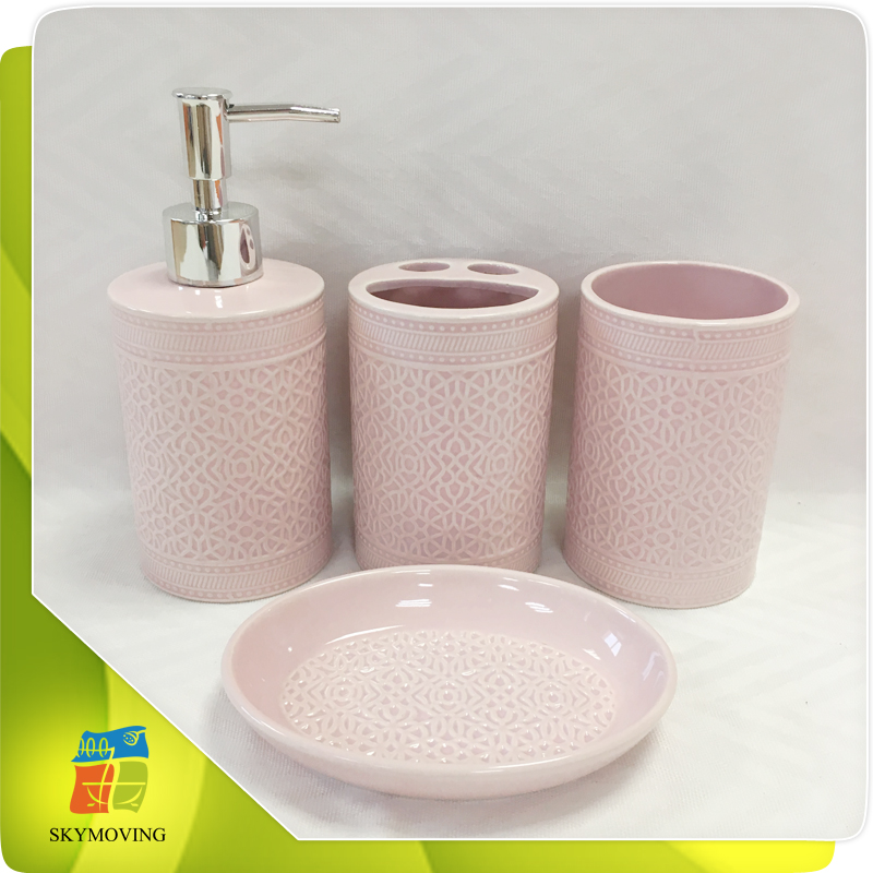 Etonnant Pink Bathroom Accessories Sets Wholesale, Accessory Set Suppliers   Alibaba