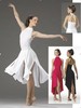 Woman lady girl lyrical dance dress costume skirt contemporary modern dancewear recital competition performance