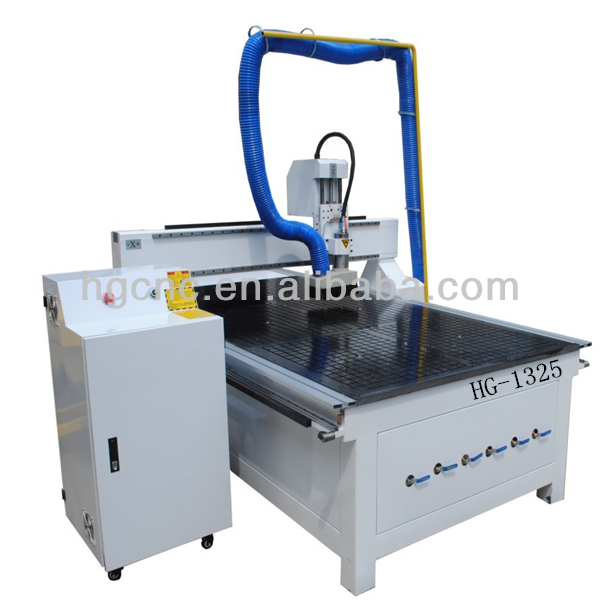 HG-1325 Factory directly on sale 2014 newest design cnc router vacuum pump