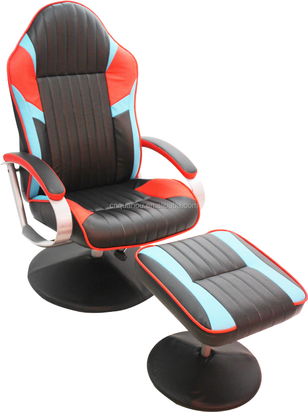 workwell racing recliner with ottoman office chair car chair gaming chair  sc 1 st  Alibaba & Workwell Racing Recliner With Ottoman Office Chair Car Chair ... islam-shia.org