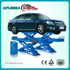Manufacturing 3.5T Hydraulic Scissor Car Lift for garage with CE