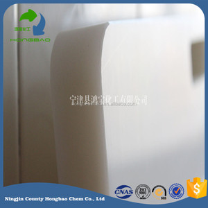 HDPE sheet/Plastic polyethylene white/Grey Sheet