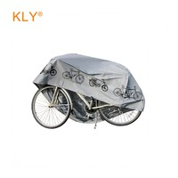 PE Material waterproof rain dust outdoor production snow proof waterproof bicycle bike cycling cover