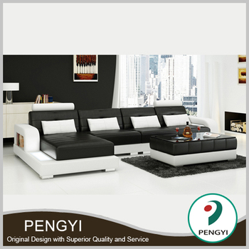 Wondrous American Style Big Black And White Leather Corner Sofa Py H2209 Buy Big American Style Sofa Big Corner Sofa Living Room Sofa Set Product On Forskolin Free Trial Chair Design Images Forskolin Free Trialorg