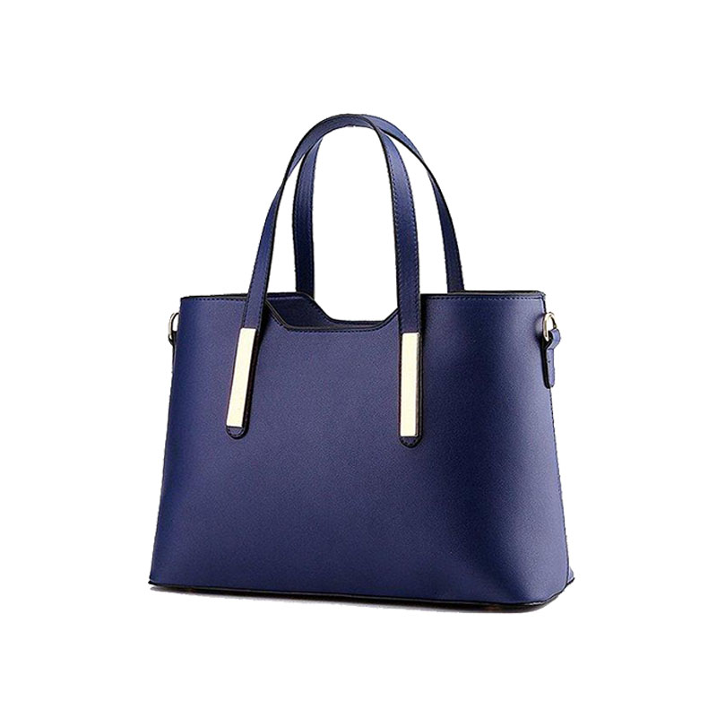 Good Quality PU Leather Delicate Trendy Saddle Shape <strong>Handbag</strong> For Women
