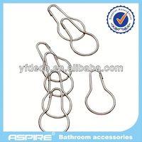 shower rods hooks