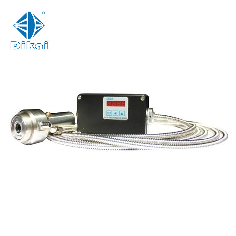 Fiber Optic Infrared Temperature sensor IR thermometer with air purging function - KingCare | KingCare.net