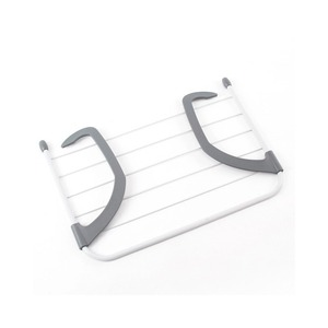 Folding Radiator Clothes Airer Towel Laundry Dryer Holder Drying Rack Rail Indor