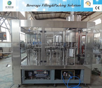 Automatic PET Bottle Drinking Water Filling Machine
