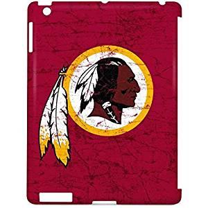 NFL Washington Redskins iPad 2&3 Lite Case - Washington Redskins Distressed Lite Case For Your iPad 2&3