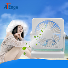Magnetic function MINI USB fan with 360 degree rotation