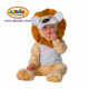 Lion baby costume (10-035BB) as party costume with ARTPRO brand