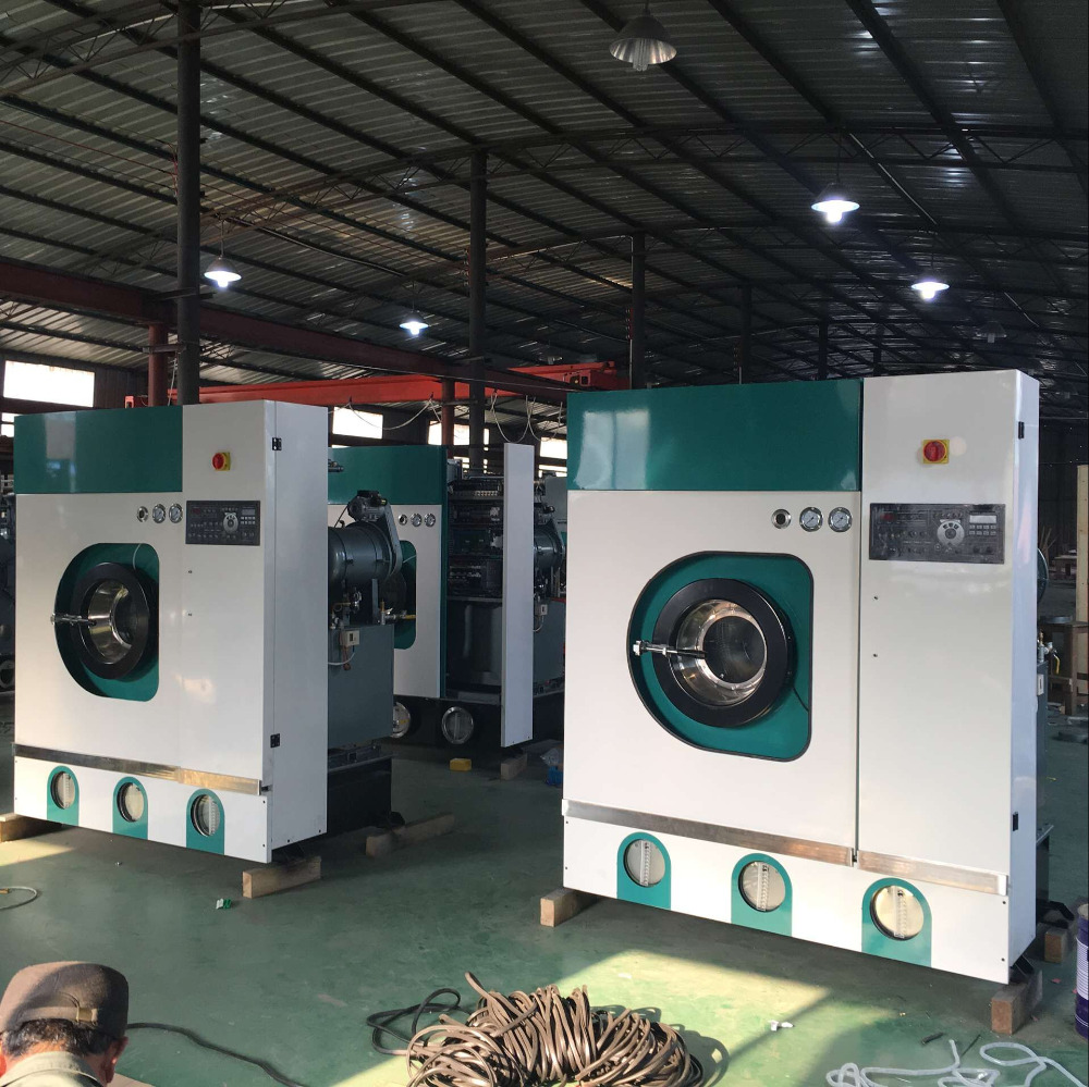 commercial washer and dryer for clothes