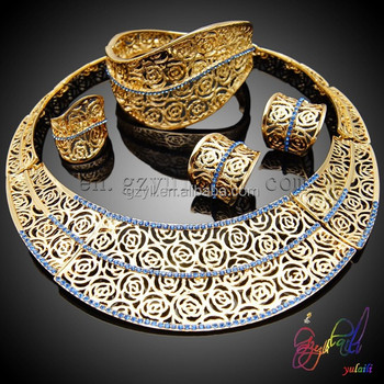 High End Indian Bridal Jewelry Sets Heavy Wedding Jewelry Sets Gold