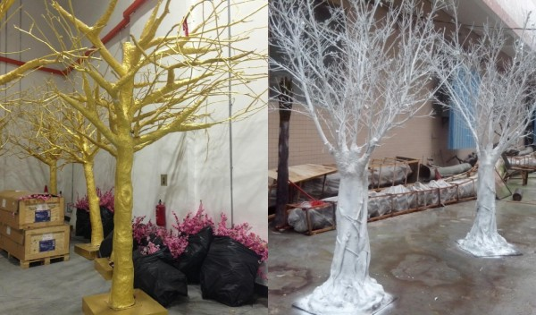 Artificial Dry Tree Branches Manufacturer C