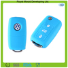 2014 New design silicone car key cover/ key case for Touran