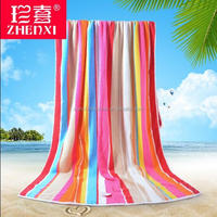 Large 100% Egyptian Cotton/ microfiber Beach Bath Sheet Towels Very Soft Thick Absorbent beach towels wholesale
