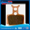 Good Wear-resistance Sintered Sintered Semi- Metallic Wear Pad ...