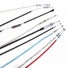 1.5mm automobile bicycle parts bike galvanized steel brake cable with Laser Housing