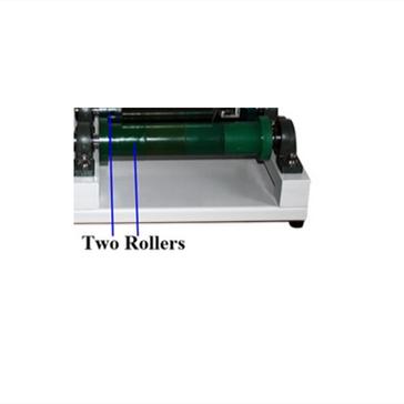 Laboratory Small Roller Ball Mill Equipment, Powder Roll Mill Machine