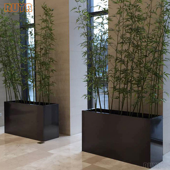 Fibergl Flower Garden Planter Box