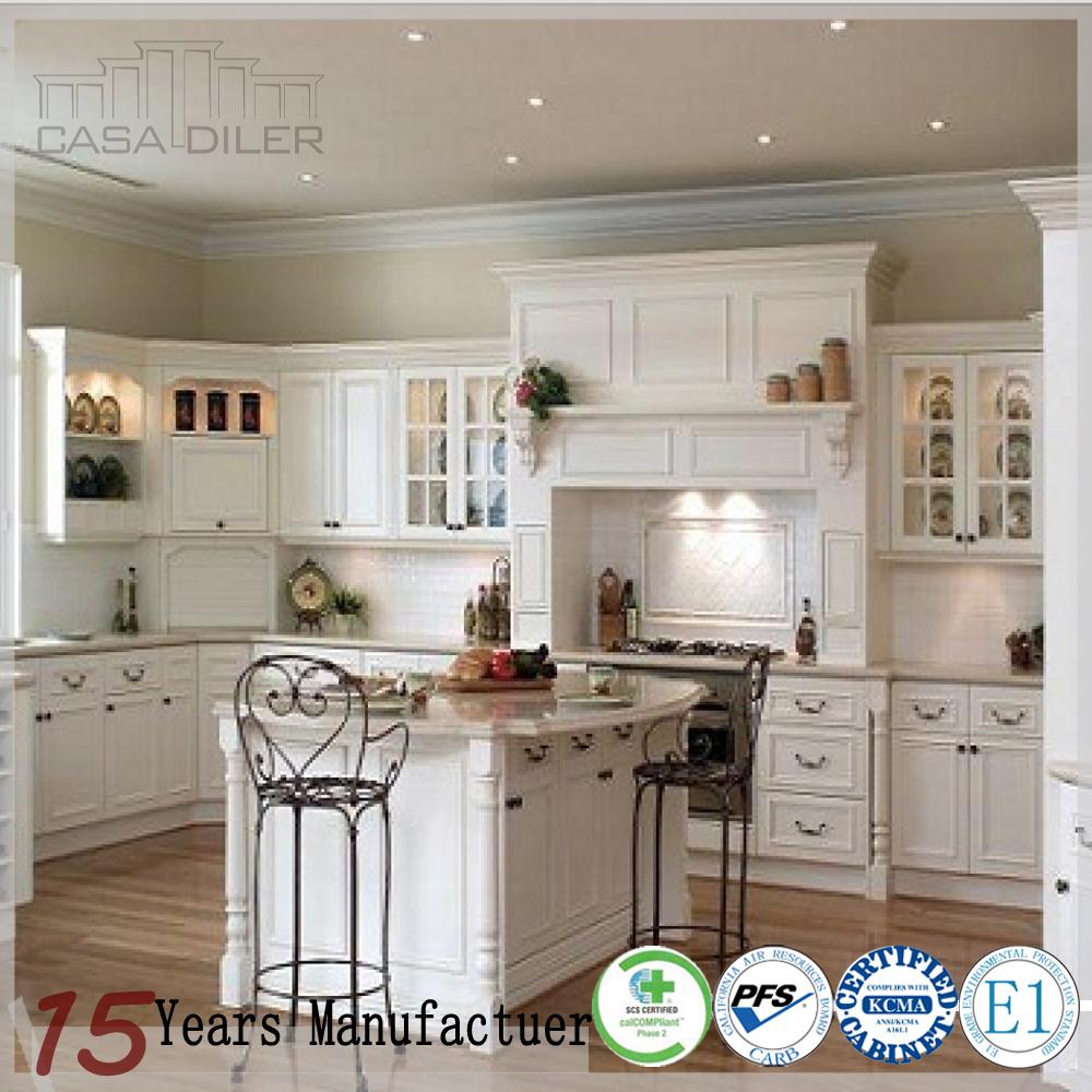 Am rica del est ndar de madera de encargo barato extractor cocina armarios para la venta cocinas - Extractor cocina barato ...