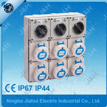 australian waterproof electrical distribution panel board, indoor and outdoor power equipement, wall mounted control box